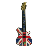Значок Olympic Games - England 2012 - Guitar