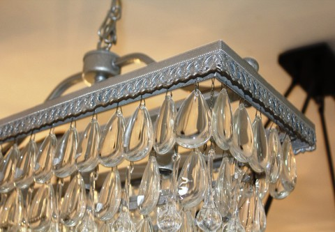 vintage chandelier  01-22 ( by Funky Vintage )