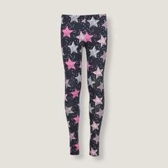 Детские женские брюки пижамные E19K-64D101