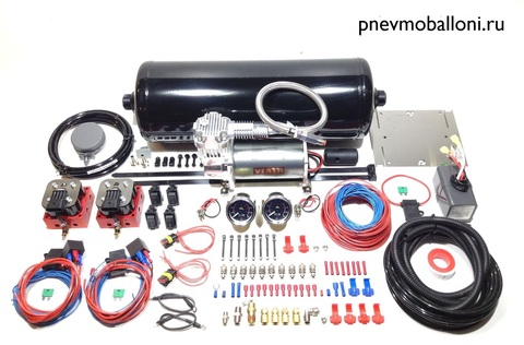 Четырехконтурная система управления 4-200.VH