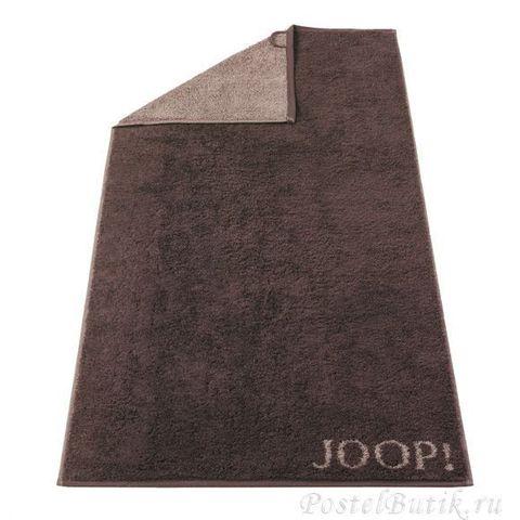 Полотенце 80х150 Cawo-JOOP! Classic Doubleface 1600 коричневое