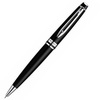 Waterman Expert - Matte Black CT, шариковая ручка, M