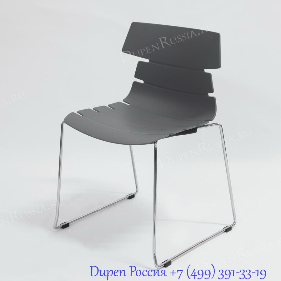Стул CT-605 серый