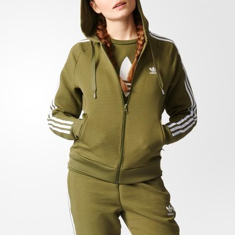 Джемпер женский adidas ORIGINALS Girly Zip Hoodie