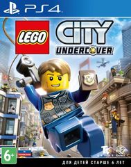Sony PS4 LEGO CITY Undercover (русская версия)