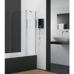 Шторка на борт ванны с распашной дверью правая 110х142,5 см Provex Vario 2001 KV 28 GL R+ фото
