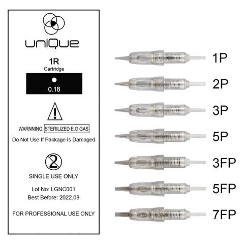 Модульные иглы Unique 1Р (0.25мм)