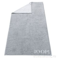 Полотенце 80х150 Cawo-JOOP! Classic Doubleface 1600 серебро