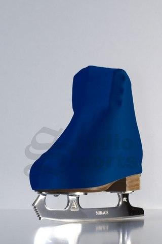 Термочехлы на ботинки (синие)