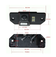Камера заднего вида Ford Focus 2 - Форд Фокус 2