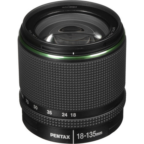 Объектив Pentax SMC DA 18-135mm f/3.5-5.6 ED AL [IF] DC WR