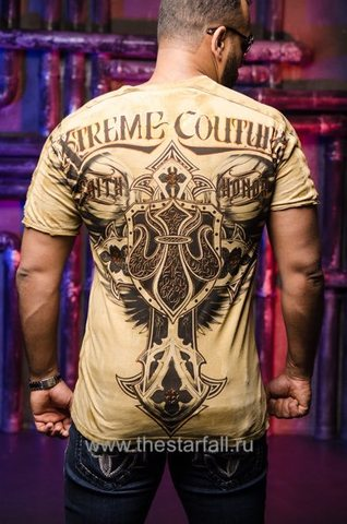 Футболка LOCKDOWN NOTCHED Xtreme Couture от Affliction