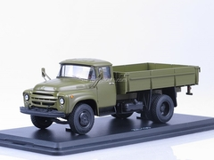 ZIL-130 early khaki 1:43 Start Scale Models (SSM)