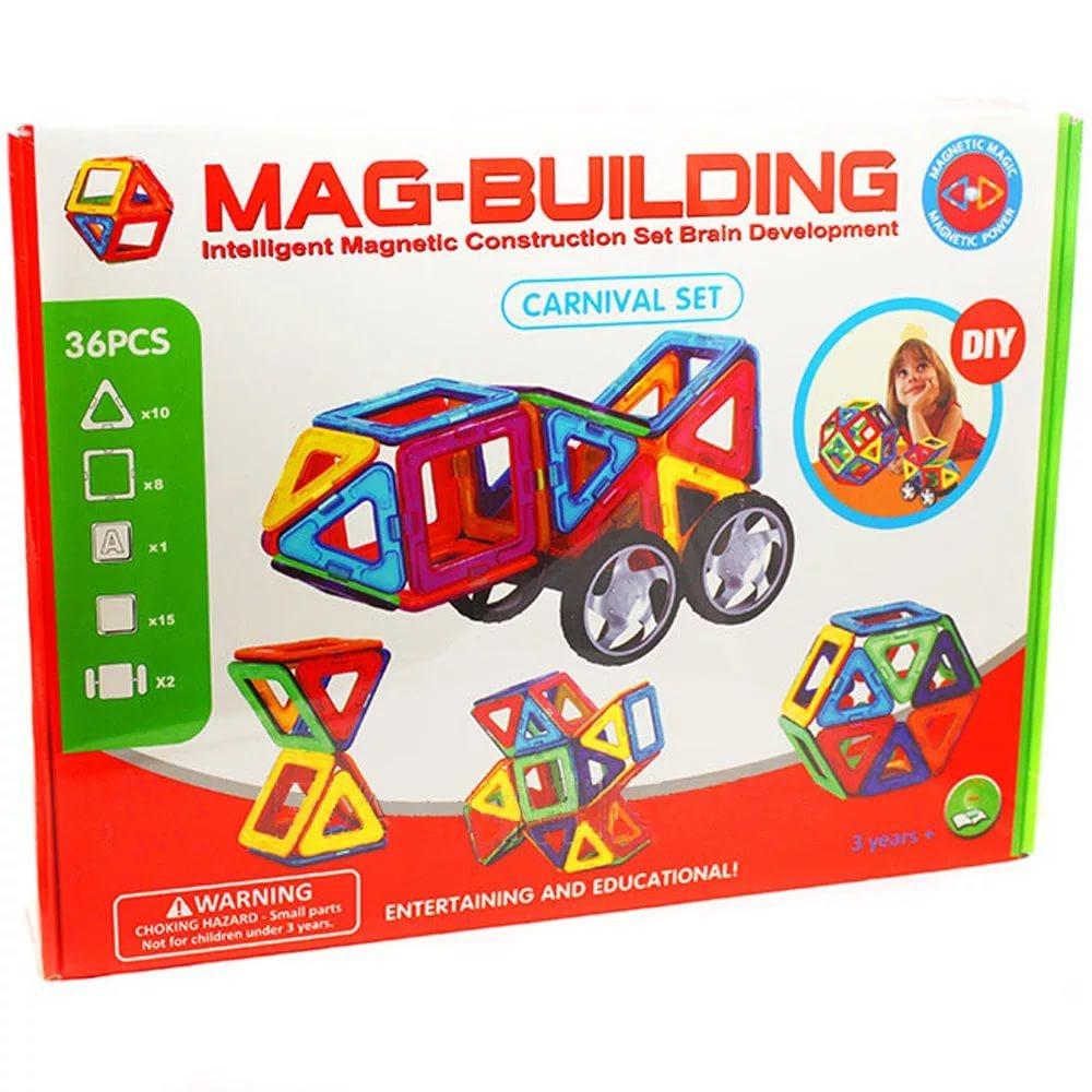 Товары для Я.Маркета Магнитный конструктор MAG-BUILDING (36 дет.) mag-bulding.jpg