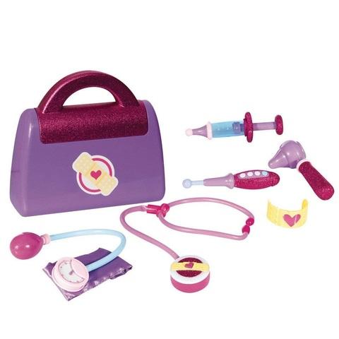 Дисней Доктор Плюшева Докторский чемоданчик фиолетовый