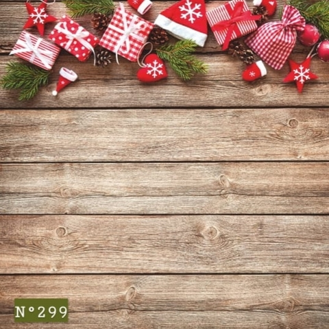 Фотофон виниловый «Новый год» №299