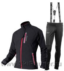 Детский Лыжный костюм Noname On The Move Premium Black
