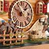 Часы настенные с кукушкой Trenkle 478 QM HZZG