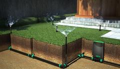 Комплект системы полива на 2 сотки Cleverrain Умный дождик 200
