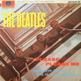 The Beatles ‎/ Please Please Me (Mono)(LP)