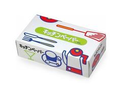 Бумажные салфетки для кухни L-D, 70шт