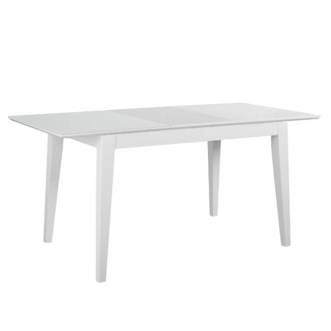 Стол обеденный AVANTI INDEX (120) WHITE (белый)
