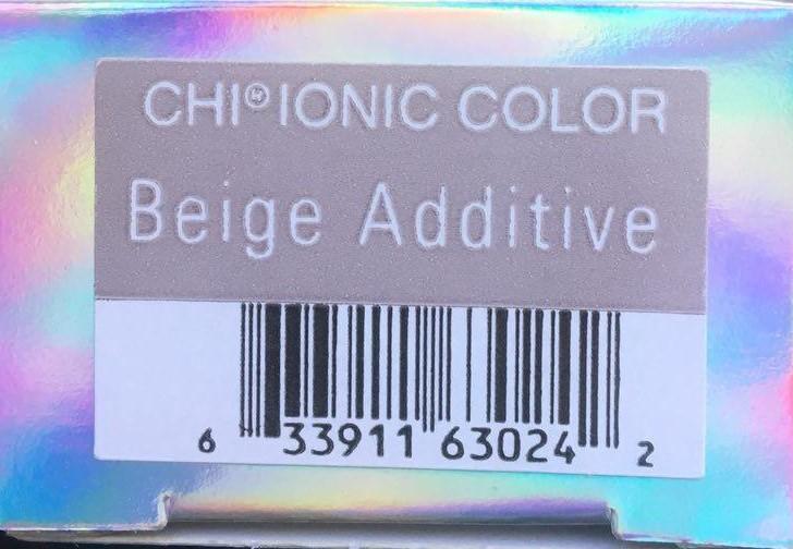 Крем-краска CHI Ионик цв  добавка беж 85 гр