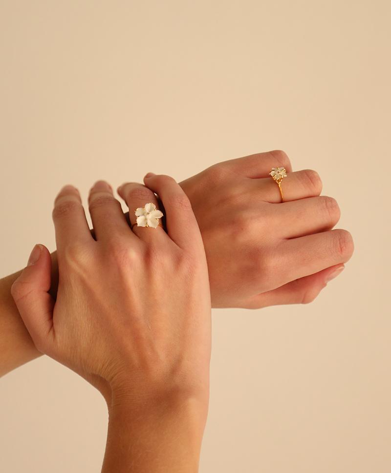 Кольцо Mini Dalia