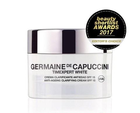 Germaine de Capuccini Timexpert White Anti-Ageing Clarifying Cream Spf15 - Крем для коррекции пигментных пятен