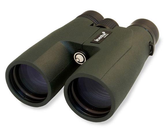 Бинокль Levenhuk Karma Pro 10 50 с большими 50-мм объективами