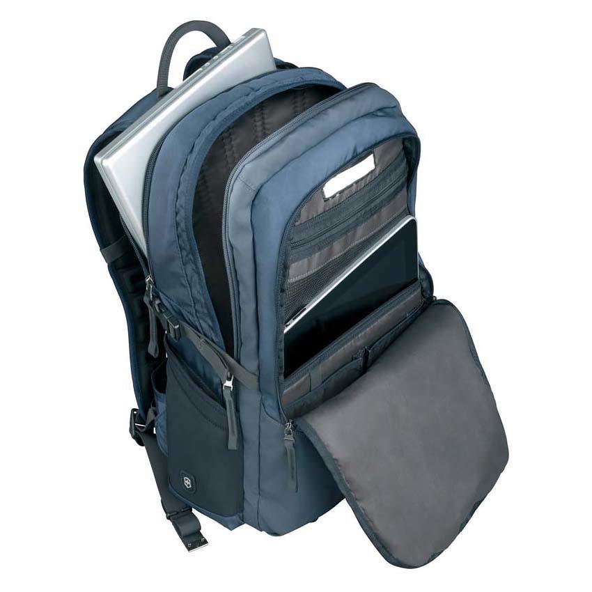 Рюкзак Victorinox Altmont 3.0, Deluxe Backpack 17'', синий, 34x18x50 см, 30 л