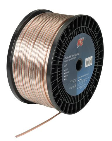 Real Cable CAT075020, 500m, кабель акустический