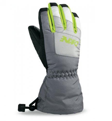 Детские варежки и перчатки Перчатки горнолыжные Dakine Yukon Glove Grey bfdsogtdyijc5.jpg