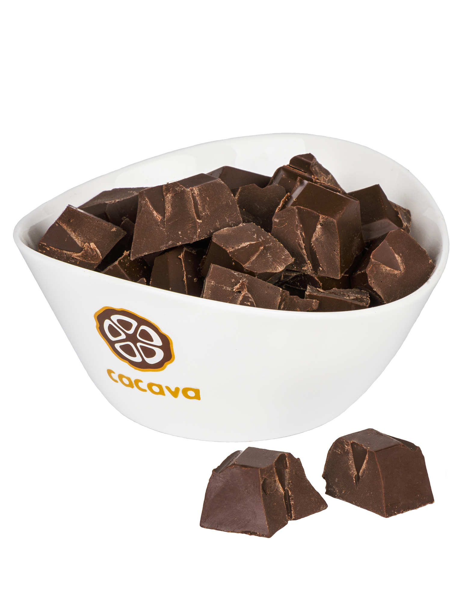Молочный шоколад 50 % какао (Доминикана), внешний вид