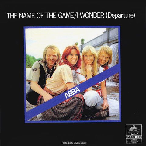 ABBA / The Name Of The Game + I Wonder (Departure) (7