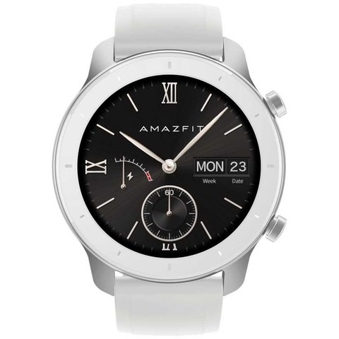 Смарт часы Xiaomi Amazfit GTR 42mm (Белый) White