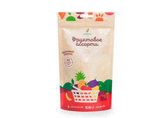 Здоровый фруктовый перекус из фруктового ассорти, 20г