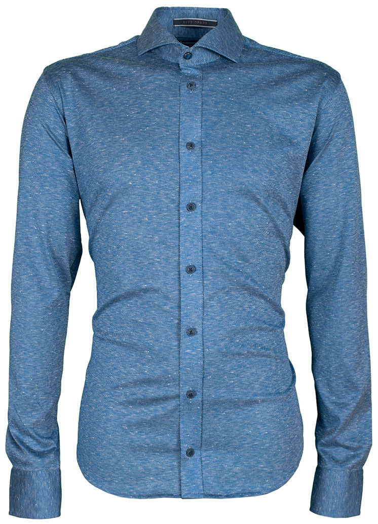 Рубашка Blue Crane slim fit 0136577-150-000-000-SF-Blue