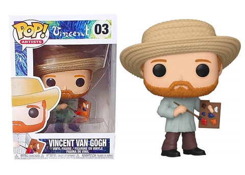 Vincent Van Gogh Funko Pop! || Винсент Ван Гог