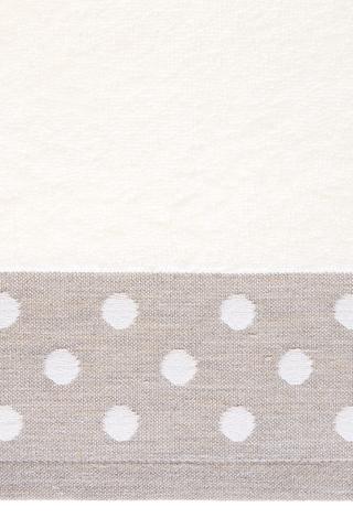 Набор полотенец 3 шт Luxberry Pretty Dots натуральный