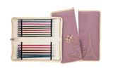 KnitPro Royale Набор прямых спиц 25 см