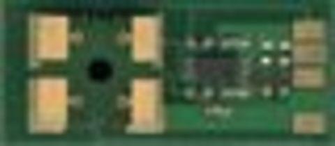 Смарт-чип Samsung CLP-K600A black (черный) chip 4K