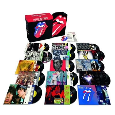 The Rolling Stones / Studio Albums Vinyl Collection 1971-2016 (20LP)