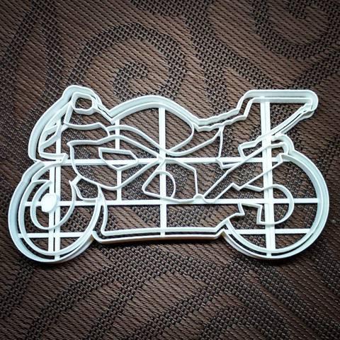 Мотоцикл Sportbike