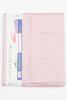 Простыня прямая 260x280 Сaleffi Raso Tinta Unito сатин нежно-розовая
