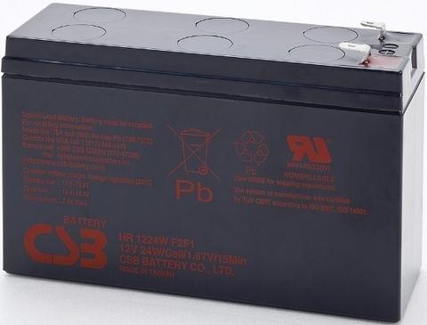 Аккумуляторы CSB CSB HR1224W - фото 1