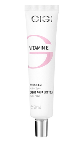 Gigi Vitamin E Eye cream, Крем для век Витамин Е, 50 мл.