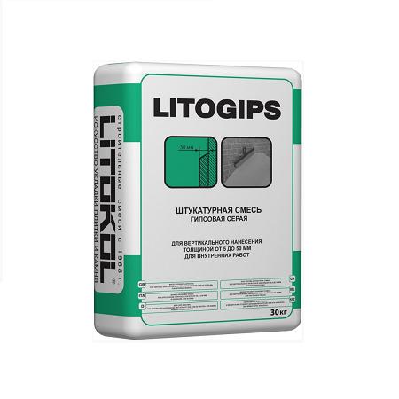 Штукатурка гипсовая Litokol Litogips / Литокол Литогипс