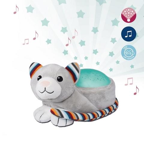 Проектор звёздного неба Котёнок Кики 0+