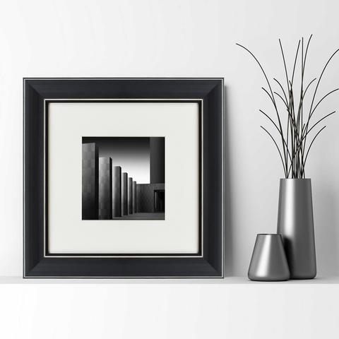 Джоэль Тжинтжелар - Black square №3_